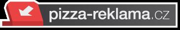 Reklama na pizza krabicích